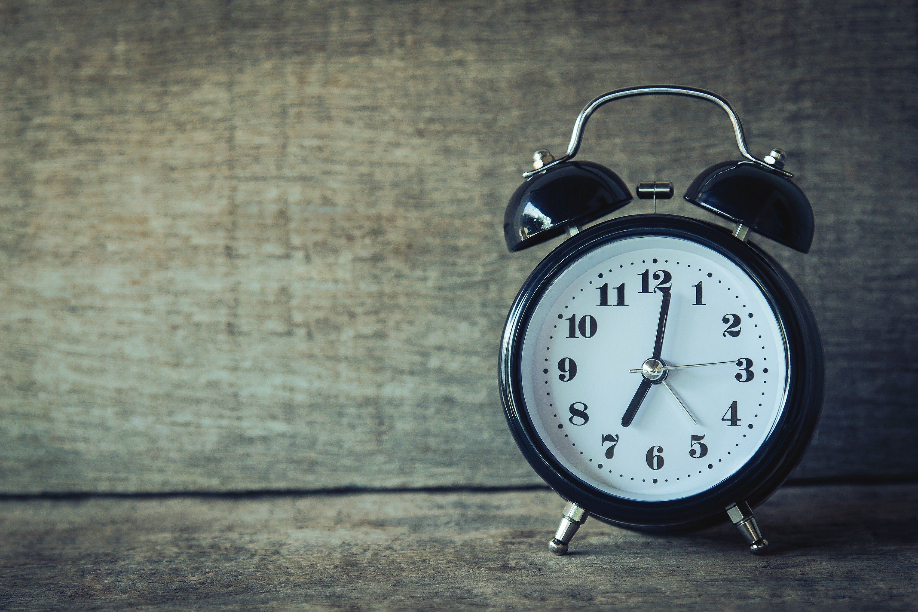18. Time Management