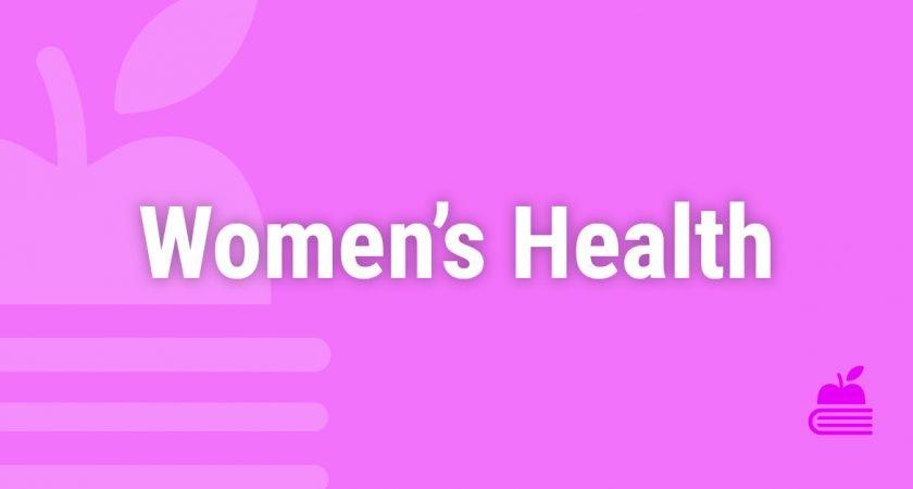 9. Women's Health