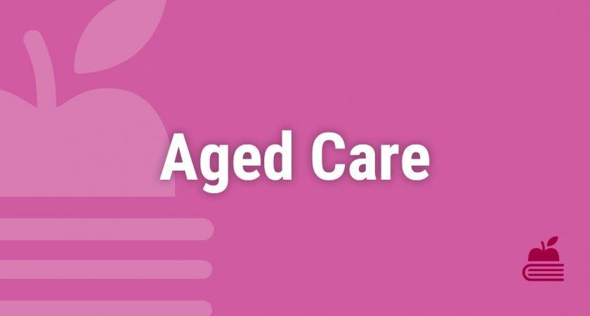 17. Aged Care