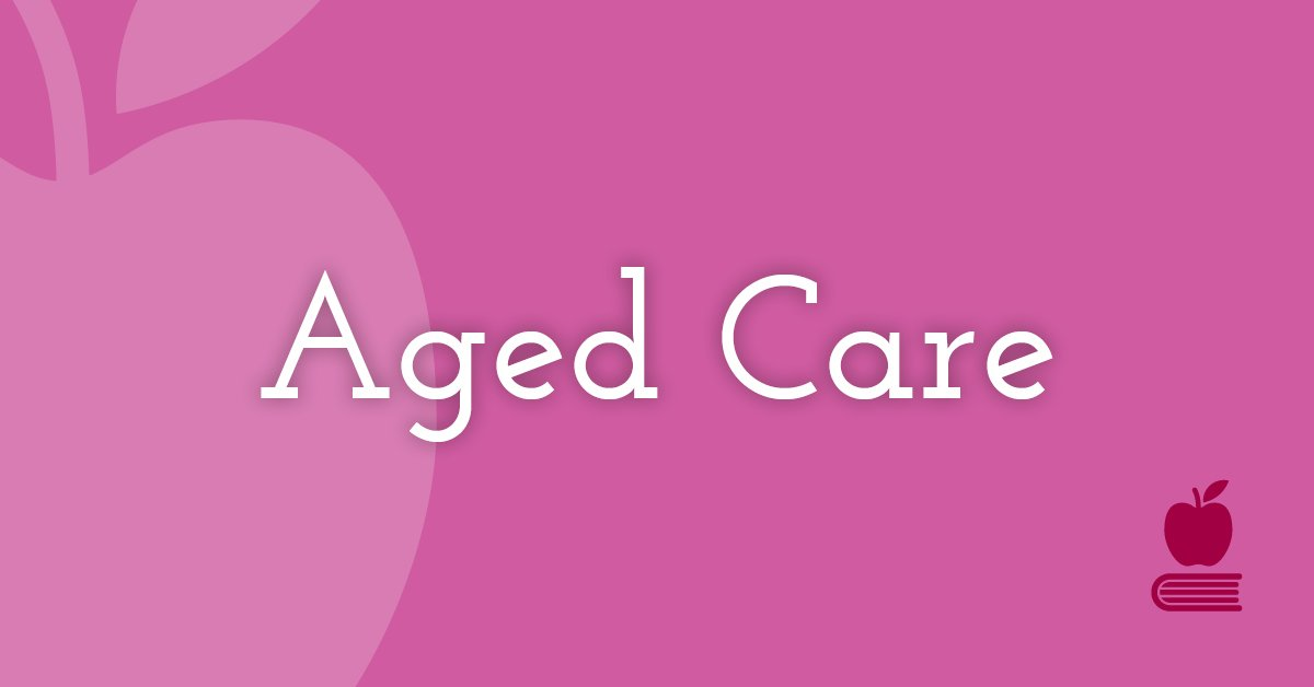 17. Aged Care