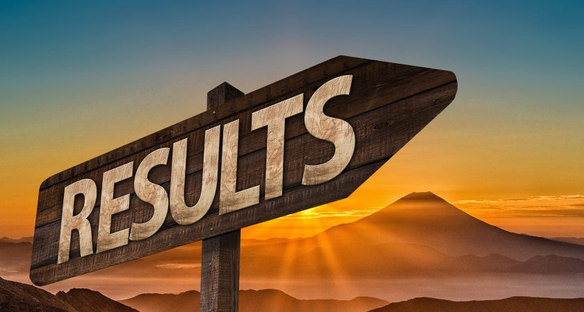 19. Three parts of Results